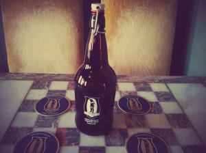Growlers now available !