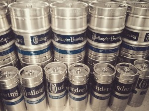 Limited number of kegs would be available around Seattle soon!