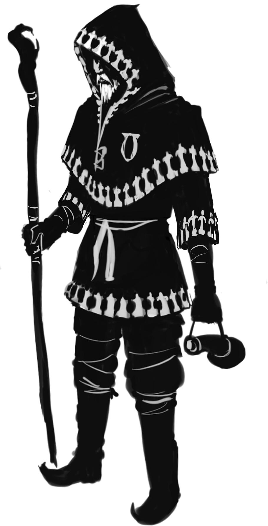Outlander man